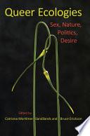Queer Ecologies Book