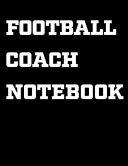 Football Coach Notebook