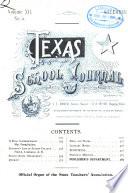 Texas School Journal Book