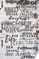 German Swear Words- Because Some Things Are Better Left Unsaid