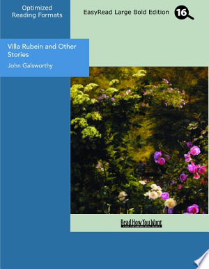 Download Villa Rubein and Other Stories Free Books - E-BOOK ONLINE