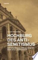 Hochburg des Antisemtismus