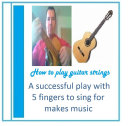 3 Products of How to Play Guitar Strings with all Five Fingers Successful Trace Fingers on Fret Fingerboard Guitar Body Strings Tours of Individual Uni-Requinto [Pdf/ePub] eBook