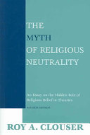 The Myth of Religious Neutrality