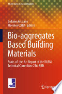 Bio-aggregates Based Building Materials