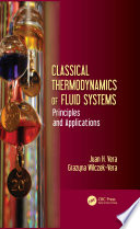 Classical Thermodynamics of Fluid Systems