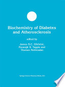Biochemistry Of Diabetes And Atherosclerosis Book PDF