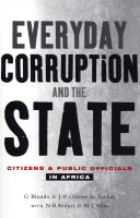 Pdf Everyday Corruption and the State Telecharger