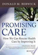 Promising Care Book