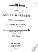 Conference Hymns for Social Worship Book PDF