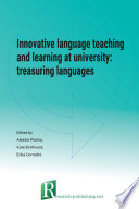 Innovative language teaching and learning at university  treasuring languages