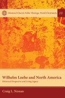 Wilhelm Loehe and North America Pdf/ePub eBook