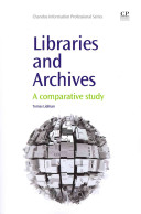 Libraries And Archives Book PDF