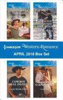 Harlequin Western Romance April 2018 Box Set
