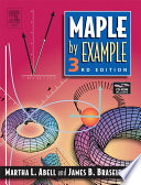 Maple By Example Book