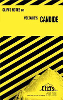CliffsNotes on Voltaire s Candide