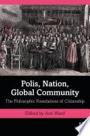 Polis  Nation  Global Community Book PDF