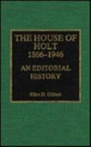 The House Of Holt 1866 1946