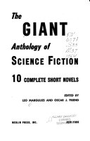 The Giant Anthology of Science Fiction
