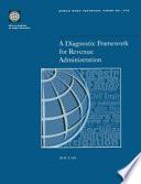 A Diagnostic Framework for Revenue Administration