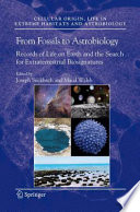 From Fossils to Astrobiology Book