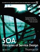 SOA Principles of Service Design  paperback