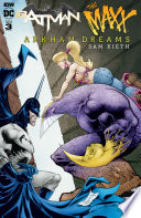 Batman The Maxx  Arkham Dreams  3