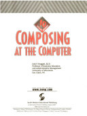 Composing at the Computer