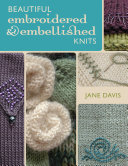 Beautiful Embroidered   Embellished Knits