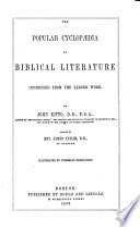 The Popular Cyclopaedia of Biblical Literature