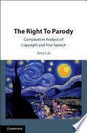 The Right To Parody