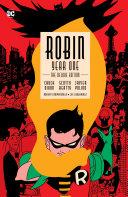 Robin: Year One Deluxe Edition [Pdf/ePub] eBook