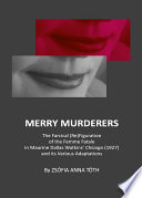 Merry Murderers Book