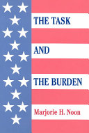 The Task and the Burden Book