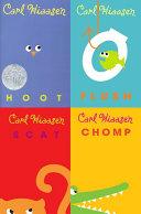 Carl Hiaasen 4 Book Collection