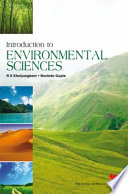 Introduction to Environmental Sciences Book