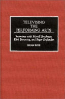 Televising the Performing Arts