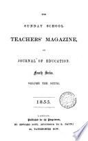 the sunday school teacher's magazine