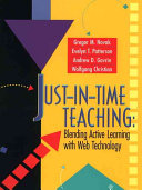 Just-in-time Teaching