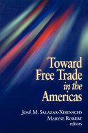 Pdf Toward Free Trade in the Americas