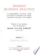 Modern Business Practice