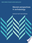 Marxist Perspectives in Archaeology