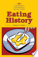 Eating History Book
