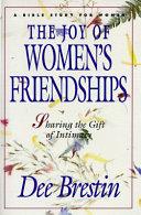 The Joy of Women's Friendships
