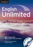 English Unlimited Advanced B Combo with DVD ROMs  2