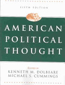 American Political Thought  5th Edition