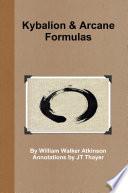 Kybalion Arcane Formulas