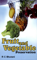 Fruit and Vegetable Preservation Book