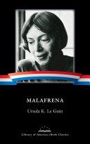 Malafrena Pdf/ePub eBook