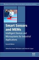 Smart Sensors and Mems Book